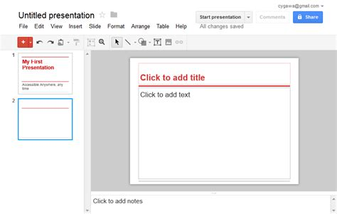 Drive Presentation Templates How To Open Powerpoint In Google Drive