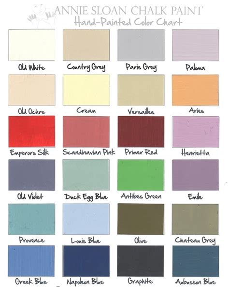 chalk paint colors sloan colouring pages