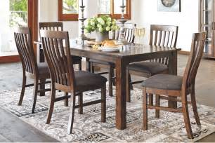 dining room table and chairs harveys image mag
