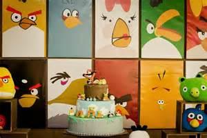 kara s ideas angry birds 3rd birthday with
