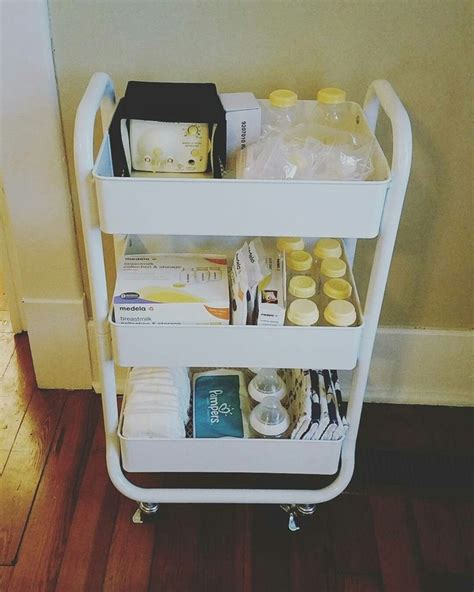 Baby Room Storage by 25 Best Baby Nursery Organization Ideas On