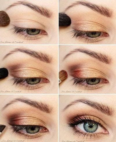 tutorial eyeliner simple 10 easy simple winter makeup tutorials for beginners