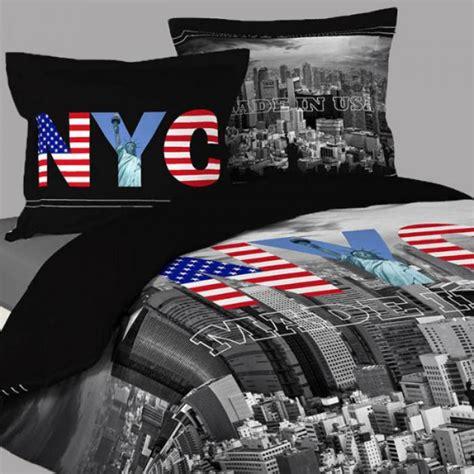 Housse De Couette New York by La Housse De Couette New York Un Beau Style Pour La