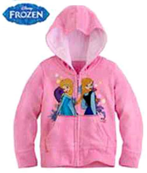Jaket Frozen Elza Biru jaket lucu toko bunda