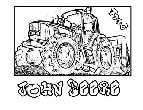 John Deere Coloring Pages Coloringsuite Com Deere Coloring Pages