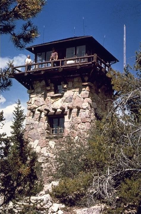 fire tower house stone fire tower shadow mountain lo 1631 casa s