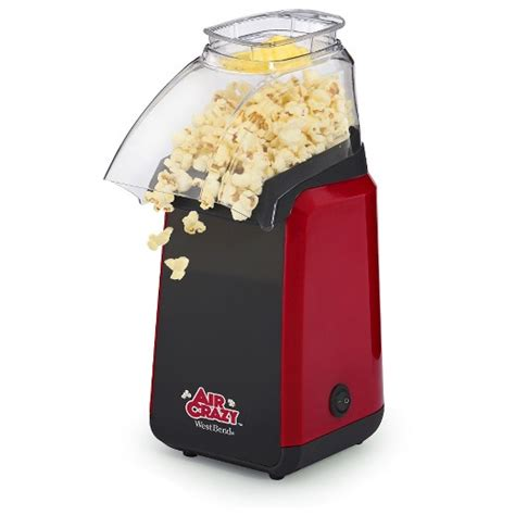 corn maker west bend air popcorn maker machine target