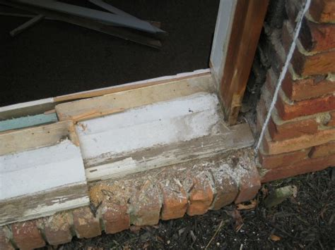 How To Remove Interior Window Sill by How To Install A Replacement Window One Project Closer