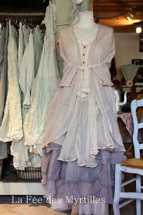 shabby chic alexandria la marguiritte la fee des myrtilles threads chic silhouette and boho chic