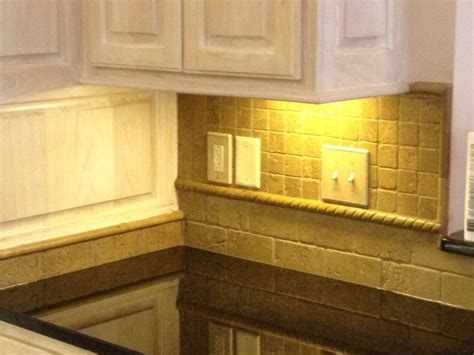 travertine kitchen backsplash photos