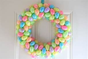 Easter Wreath Easter Egg Wreath A Diy Project Subscription Box Ramblings