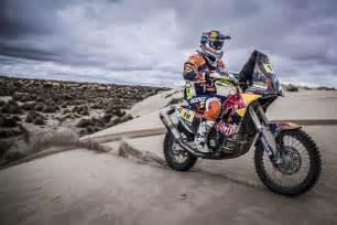 Dakar Ktm 2017 Dakar Rally Stage 7 Victory For Usa S Ricky Brabec