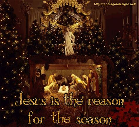 jesus is the reason for the season animations