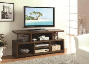 tv stands wood coaster 701374 brown wood tv stand a sofa