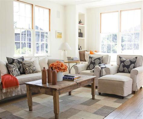 Home Tour Decorating With The New Neutral Living Rooms Neutral Living Room Furniture