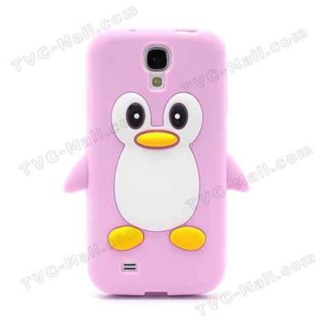 New Samsung Galaxy S4 Shockproof Soft Jelly Silicon Silikon Soft 1 soft 3d penguin jelly silicone for samsung galaxy s iv s4 i9500 i9505 pink tvc mall