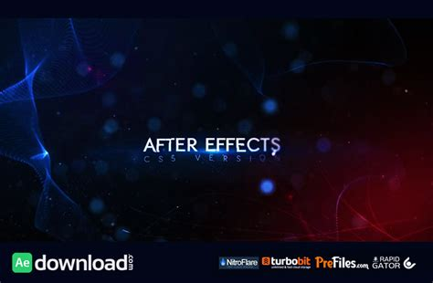 titles after effects template free download