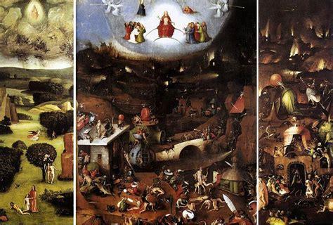 cuadro el bosco analisis de obra el bosco el juicio de viena arte