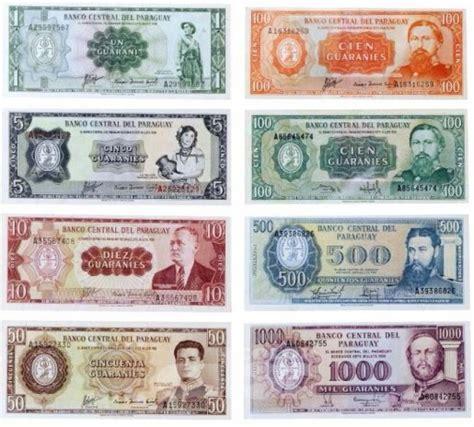 imagenes billetes venezuela actuales dinero de paraguay monedas y billetes del paraguay