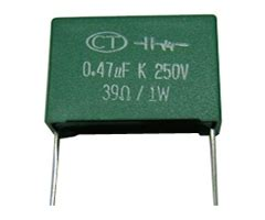 resistor capacitor units rc capacitor emi suppression capacitors v series rc units of cheng tung