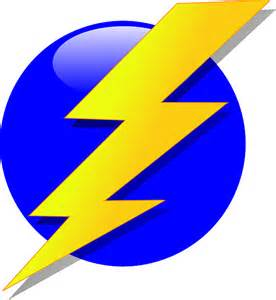 Lighting Bolt Car Logo Free Vector Graphic Bolt Lightning Electricity Flash