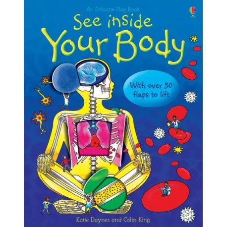 libro inside the body fantastic see inside your body english wooks