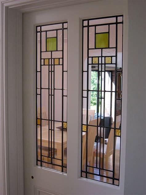 Art Deco Leaded Glass Door Panels Budapest Style Deco Interior Doors