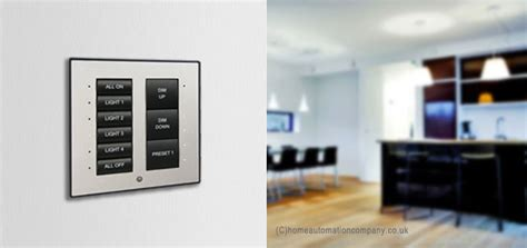 lighting systems home automation company uk