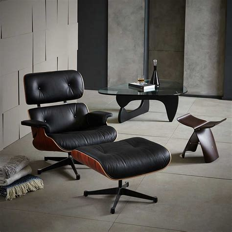 vitra eames lounge chair ottoman replica eames lounge chair reproduction mid century modern