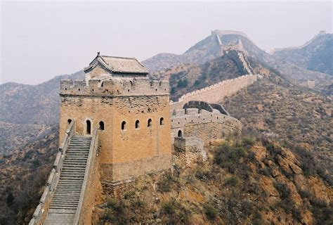 sections of the great wall wall famous wonders of the world best places to visit