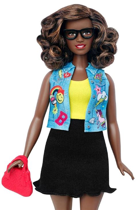 black doll show 2016 mattel creates new dolls with different skin tones