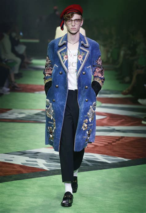 New Gucci Marcellia 1705 travel tales gucci s s 2017