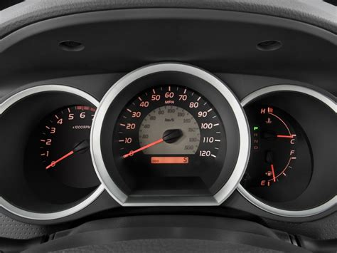 electric power steering 2009 toyota tacoma instrument cluster image 2010 toyota tacoma 4wd reg i4 mt natl instrument cluster size 1024 x 768 type gif