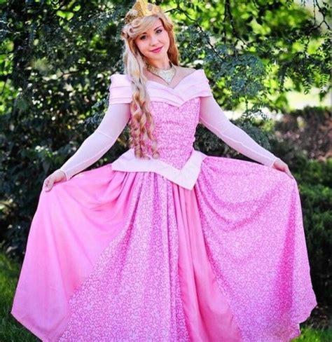 Dress And Hong Pre Order p340 dress princess sleeping pink costume