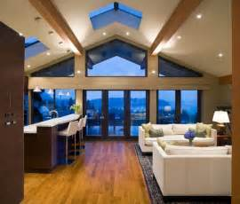 Living Room With Vaulted Ceiling Vaulted Ceilings 101 History Pros Cons And Inspirational Exles