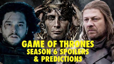 indie film tells backstory of treasurer patch game of thrones season 6 spoilers viewers favorite jon snow s comeback to winterfell confirmed