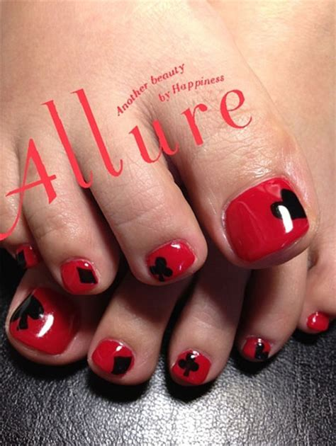 cute toe nail designs 2014 10 red toe nail art designs ideas trends stickers 2014