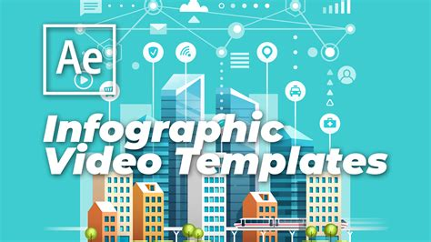 Envato After Effects Template by Top 10 Infographic Templates For After Effects Envato