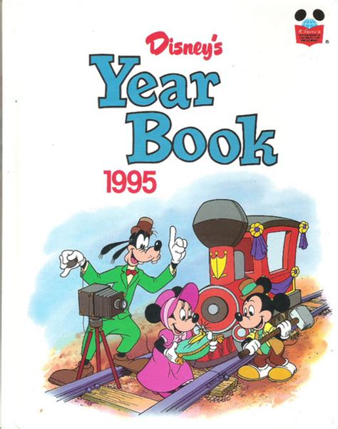 parthenium s year books disney s year book 1995 disney wiki
