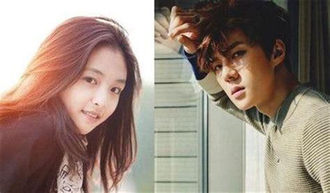 film sehun exo i love catman vv janice wu qian falls in love with catman exo s oh