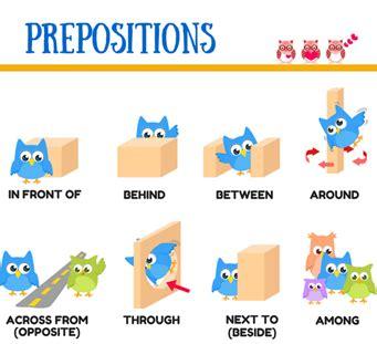 pengertian jenis  contoh penggunaan preposisi