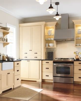 Martha Stewart Maidstone Cabinets by Martha Stewart Living Maidstone Kitchen In Fortune Cookie
