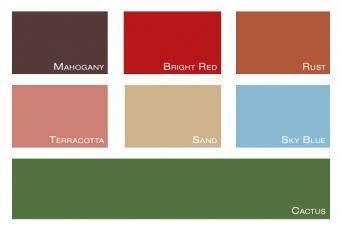 southwestern colors southwestern style interior design lovetoknow