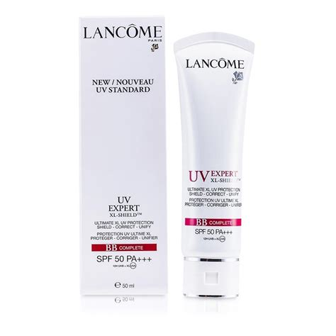 Lancome Uv Expert Xl Shield lancome uv expert xl shield bb complete spf50 pa made