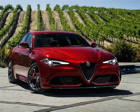 Alfa Romeo Wallpaper by Wallpaper Alfa Romeo Giulia Quadrifoglio 2017 Automotive
