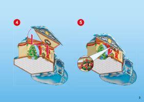 Calendrier De L Avent Playmobil 5494 Notice De Montage Playmobil 5494 Calendrier De L Avent