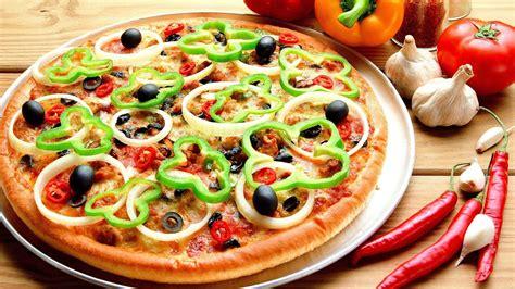 vegetables pizza vegetable pizza i recipe dishmaps