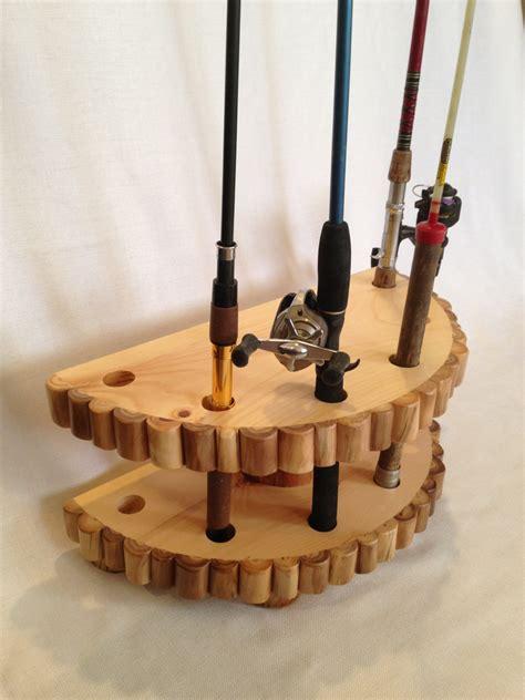 Rak Joran Pancing Maguro Rod Hold Er 2 gift for fishing rod holder cave decor fishing