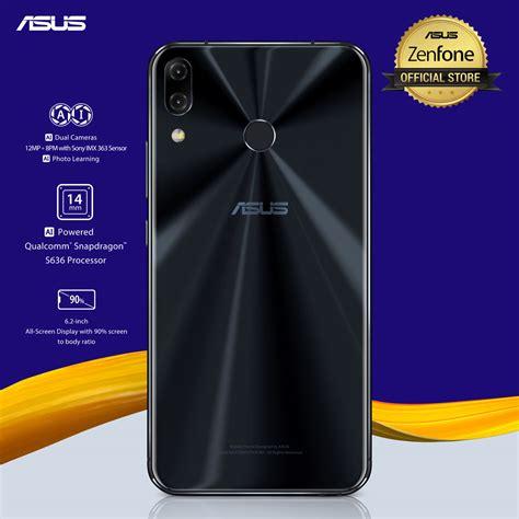 Asus Zenfone 5 asus zenfone 5 ze620kl midnight blue asus philippines