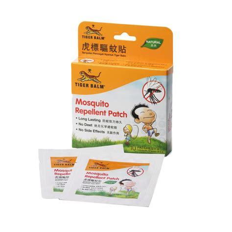 Baru Tiger Balm Mosquito Repellent Patch Murahhhh jual tiger balm mosquito repellent stiker anti nyamuk 10